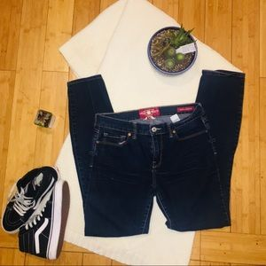 LUCKY BRAND Sophia Skinny Jeans, 29/8